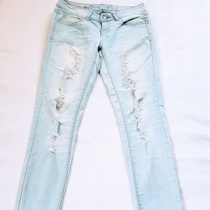 WAX JEANS color blue size 5